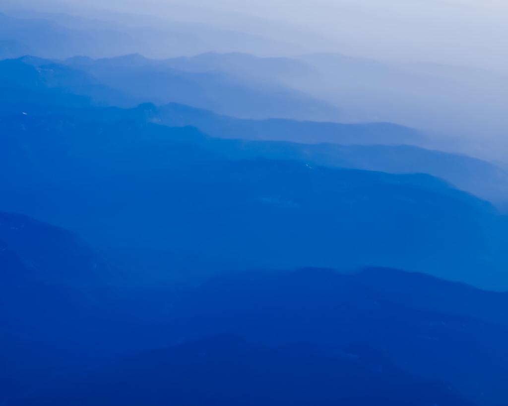 Blue Cascades